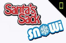 Santa's Sack Snowi