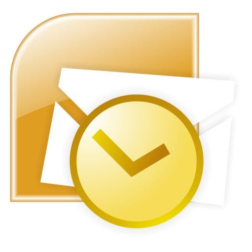 Microsoft Outlook 2007 Icon Microsoft Outlook 2007 Email