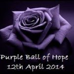 Purple Ball of Hope