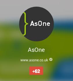 AsOne G+