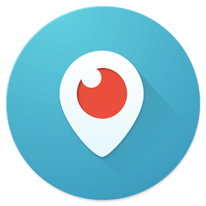 Periscope, the new live streaming app.