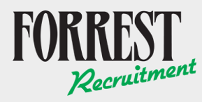 Forrest Recruitment has gone live
