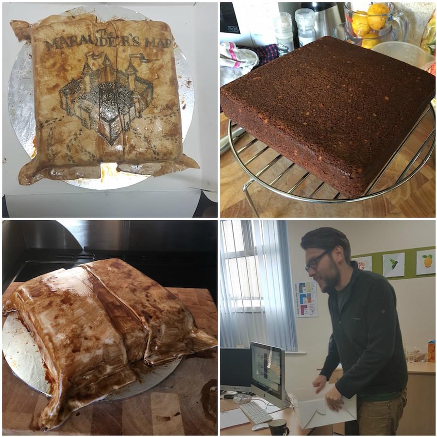 Bake Off Challenge