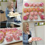 AsOne Bake Off 'Piggy Delights'