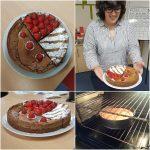 AsOne Bake Off 'Moist Chocolate cake'
