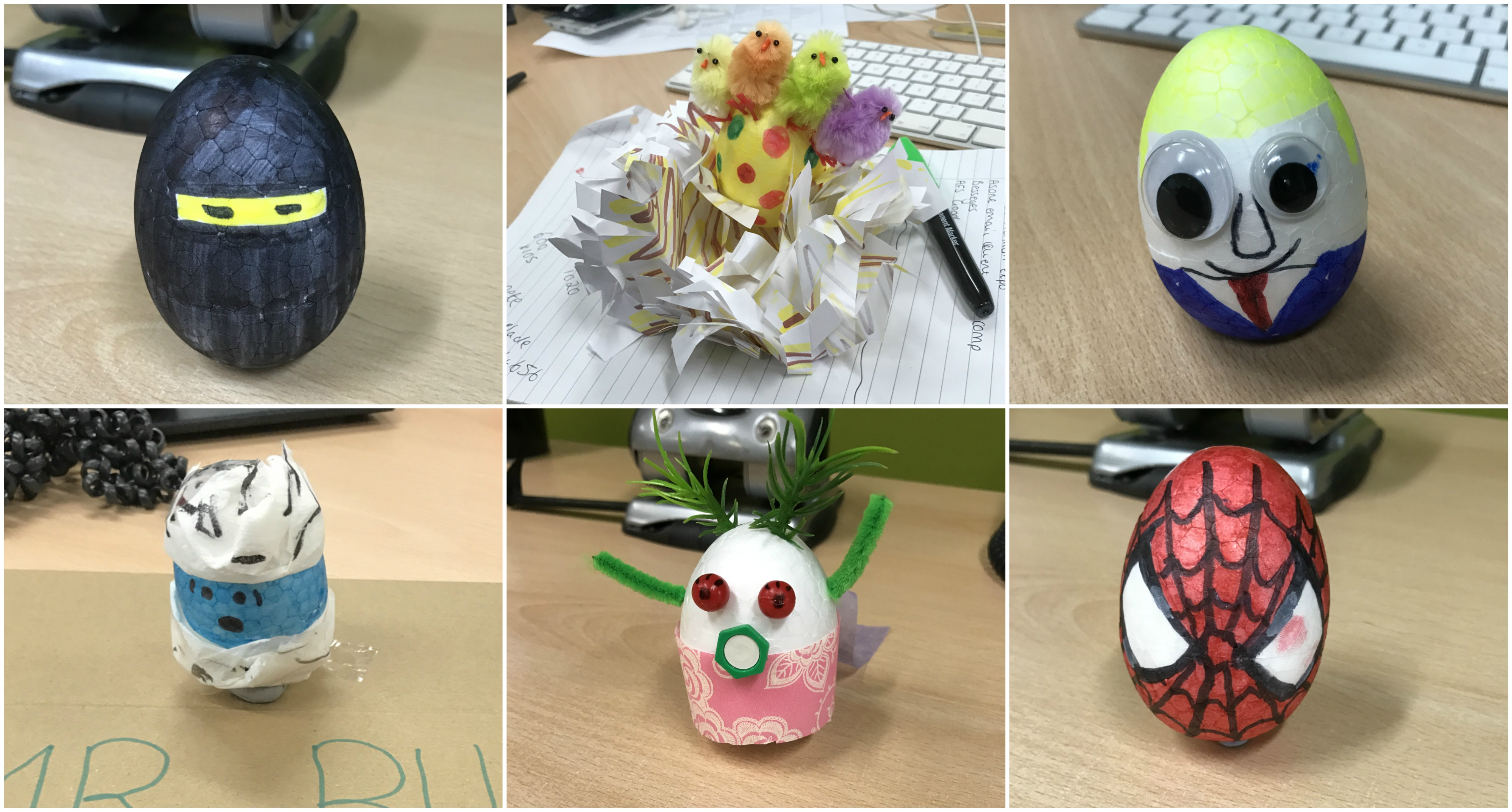 Fun office activities
